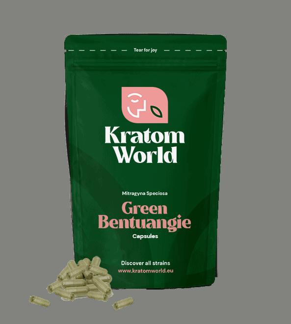 Green Bentuangie Capsules