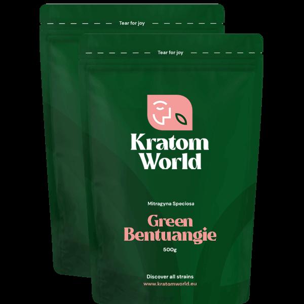 Green Bentuangie 1000 gram