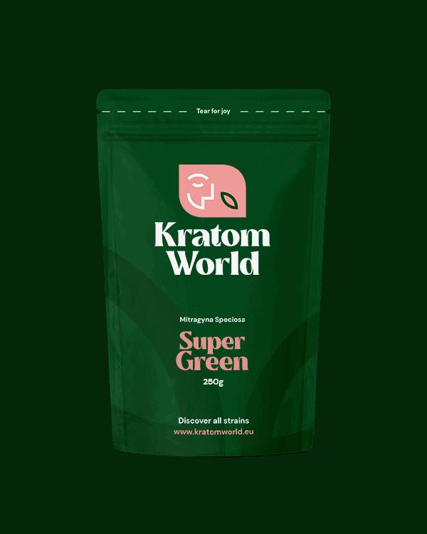 Green Super 250 gram