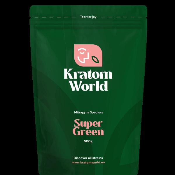Green Bentuangie 500 gram