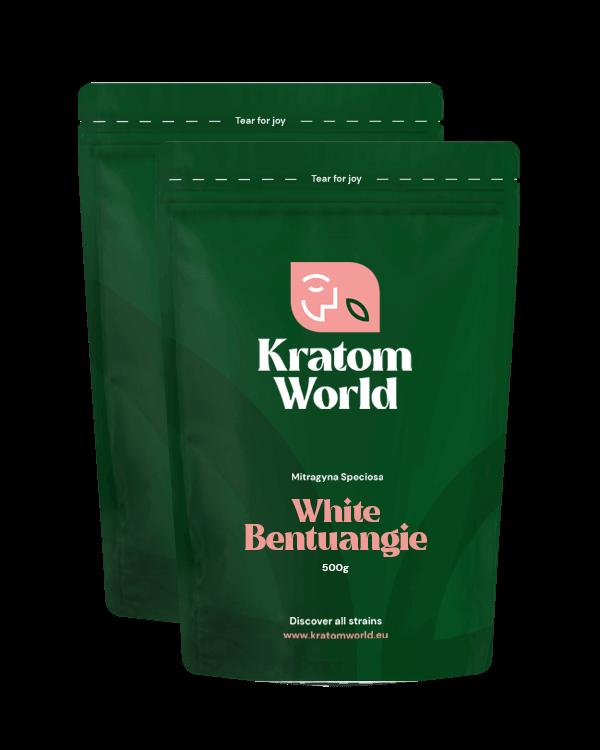White Bentuangie Powder sale