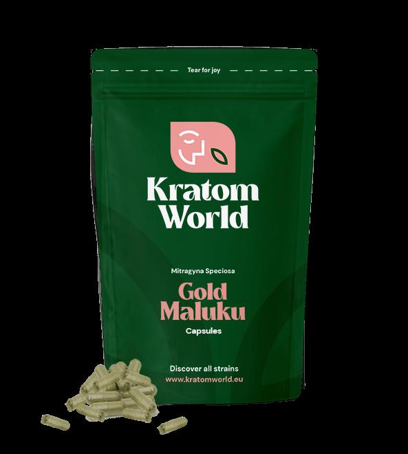 Gold Maluku Capsules