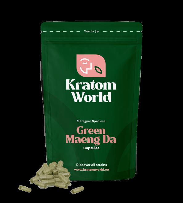 Green Maeng Da Capsules