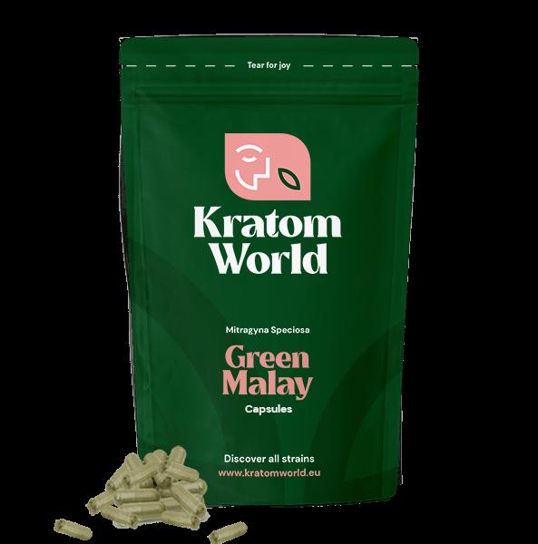 Green malay capsules