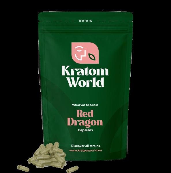 Red Dragon Capsules